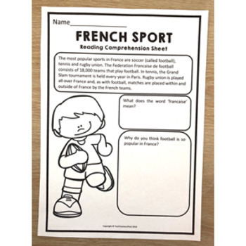 All About France Geography Maps and Activities