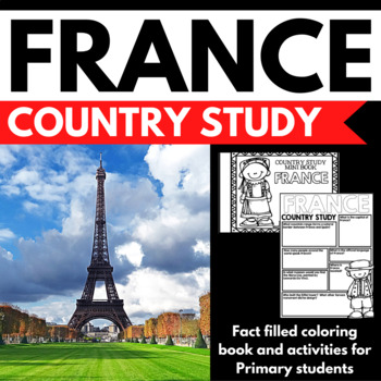 France Booklet Country Study