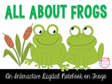 All About Frogs- Distance Learning