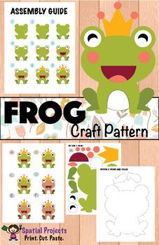 All About Frogs Nonfiction Unit