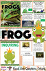 All About Frogs Nonfiction Unit