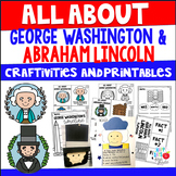 All About George Washington and Abraham Lincoln- President