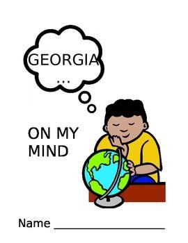 All About Georgia: Georgia on my Mind Book