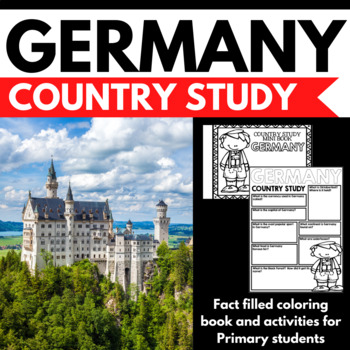 Germany Booklet Country Study