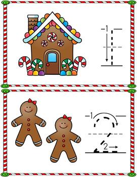 All About Gingerbread Math Centers For Preschool, Pre-K, K,  & Homeschool!