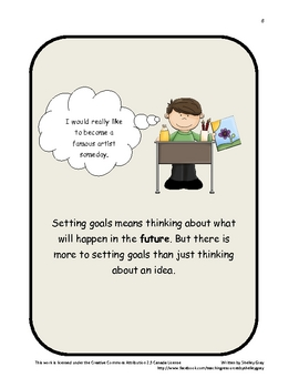 All About Goal Setting: Integrating balanced literacy and health