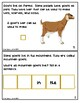 All About Goats Interactive Book