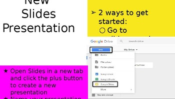 All About Google Slides