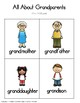 All About Grandparents Activity Pack