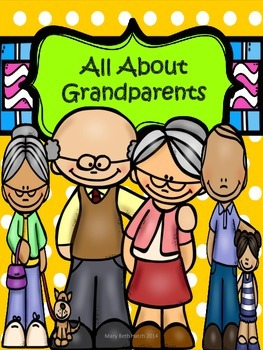 All About Grandparents Set