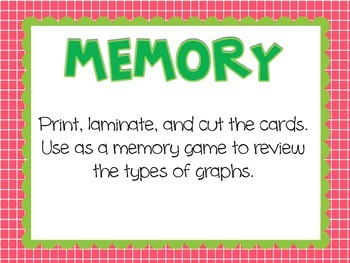 All About Graphs!  (CCSS Aligned)