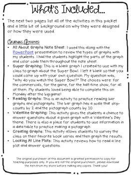 All About Graphs and Measurement Unit