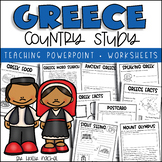 All About Greece - Country Study