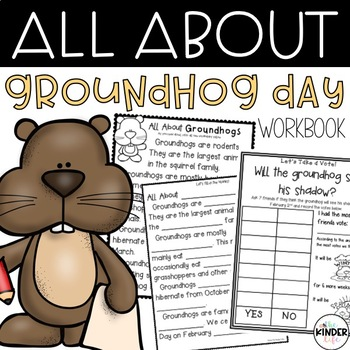 All About Groundhog Day- An Interactive Notebook