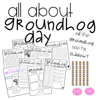All About Groundhog Day