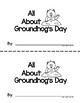 All About Groundhog's Day Emergent Reader