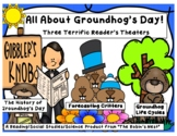 All About Groundhog's Day:  Three Terrific Reader's Theaters!