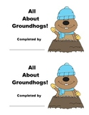 "All About Groundhogs: A ""Read and Do"" Book"