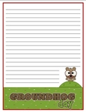 All About Groundhogs Paper
