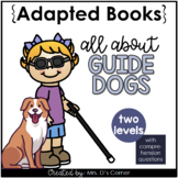 All About Guide Dogs Adapted Books [Level 1 and Level 2] D