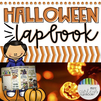 All About HALLOWEEN Lap Book