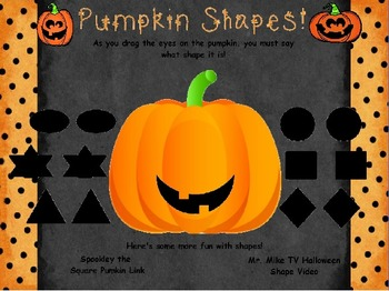 All About Halloween Activinspire Flip Chart