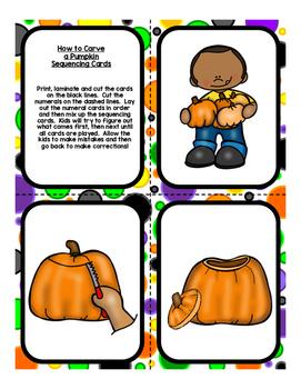 All About Halloween! Literacy Centers for Preschool, PreK, K, & Homeschool