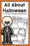 All About Halloween Poster