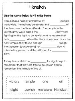 All About Hanukah