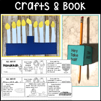Hanukkah a Non-fiction Unit