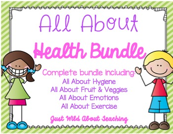 All About Health {complete bundle}