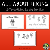 All About Hiking book