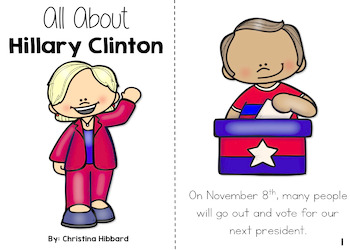 All About: Hillary Clinton