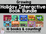 All About Holidays: Interactive Book Bundle