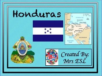 All About Honduras