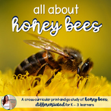 All About Honey Bees / Save the Bees Non-Fiction Set