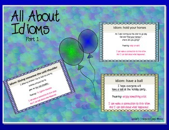 All About Idioms