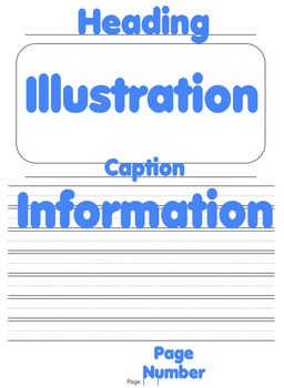 All About / Informational / Expert Books Writing Materials