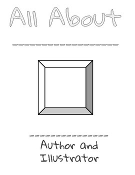 All About Informative Writing Book or Separate Pages