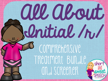All About Initial /r/: Comprehensive Bundle and Screener