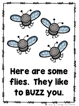 All About Insects  (A Sight Word Emergent Reader and Teacher Lap Book)