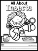 All About Insects {Nonfiction Unit}
