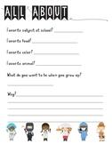 All About... Interest Surveys