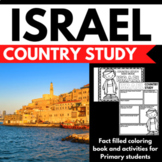 Israel Booklet Country Study