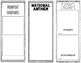 Israel - Research Project - Interactive Notebook - Government - Mini Book