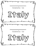 All About Italy (travel book)