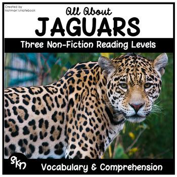 All About Jaguars | Nonfiction