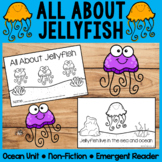 All About Jellyfish | Emergent Readers | Non-Fiction | Oce