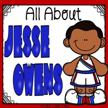 All About Jesse Owens - Black History Month