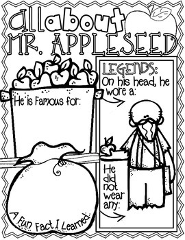 All About Johnny Appleseed Poster